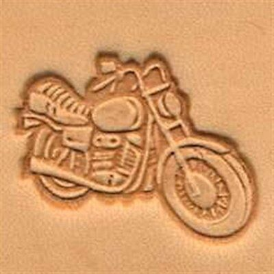 Street Bike 3D Stamp 88352-00 by Tandy Leather