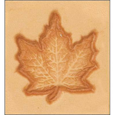 Maple Leaf 3D Stamp 8575-00 by Tandy Leather