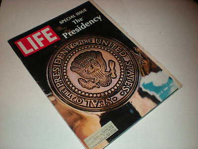 Life Magazine, July 5, 1968, Special Issue: The Presidency, Richard Nixon