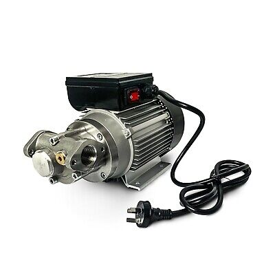 240V Gear Pump for Oil, Diesel, Fuel, Biodiesel 14 LPM