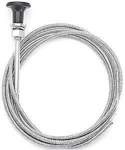Holley 45-228 Hand Choke Cable 6' Length