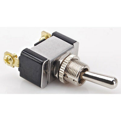 JEGS Performance Products 11030 Weatherproof Toggle Switch 25 amps 12V