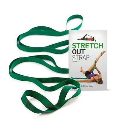 NEW!! OPTP Stretch Out Strap by DKSA with 40 Page New Booklet Guide 440-2