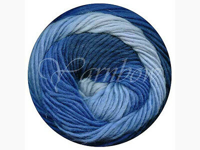 Viking of Norway ::Odin #823:: 100% Superwash wool 40% OFF! Blues