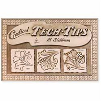 Craftool Tech Tips Book Al Stohlman 66056-00 by Tandy Leather