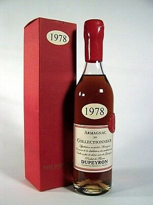 1978 Ryst-Dupeyron Armagnac 200ml France FREE DELIVERY Isle of Wine