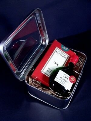 1978 Year Gift Box - The TINNY FREE DELIVERY Isle of Wine