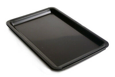 Black Plastic Tip Tray, Bill Presenter,  Restaurants, Cafes, Bars, Hotels