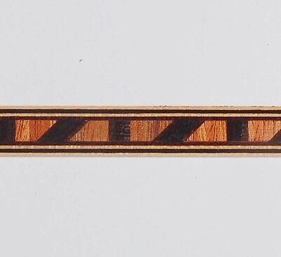 "7/16"" - Egyptian Tomb Ceiling - Buffard Marquetry Banding Strips (Inlay-110)"