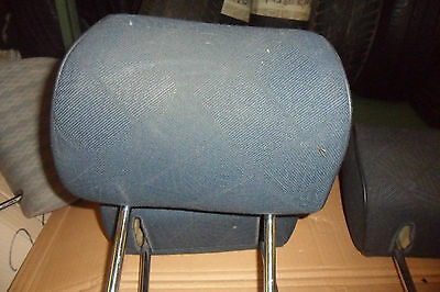 Mercedes W124 E Class Saloon Or Estate Front Headrest E200,e300D,230Te,e320,etc