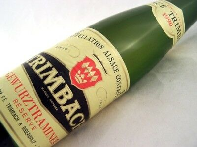 1990 TRIMBACH Gewurtztraminer 375ml Isle of Wine