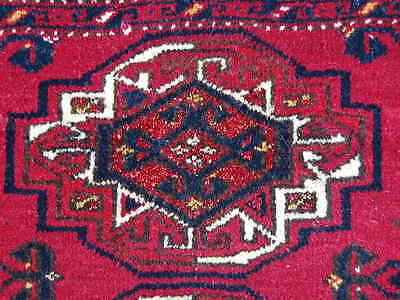 Riesen Afghanistan Taschenfront 178x117cm Jowal Chuval bagface tapis rug tappeto