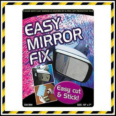 "Easy Wing Mirror Fix - Easy Wing Mirror Adhesive Replacement - 8"" X 5"""