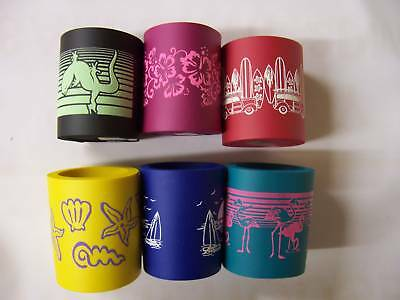 100 Count  Koozie Resale Wholesale Lot Bulk Flea Market Beach Logo