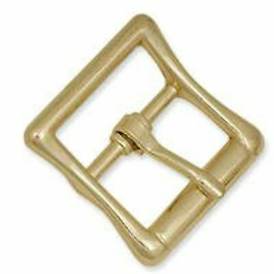 "3/4"" All Purpose Strap Buckle Brass 1545-00 by Tandy Leather"