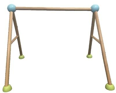 ELC Baby Gym Activity Centre Strong Wooden Arch