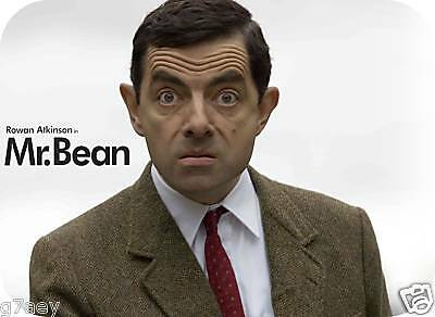 Mr Bean Rowan Atkinson Mouse Mat