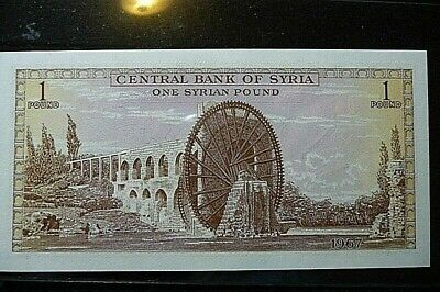 """Syria Currency In Uncirculated Condition Cat.page 939 """"make Offer"""""""