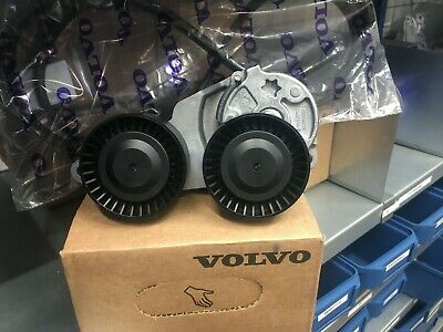 Volvo Auxiliary Belt And Tensioner D5 S60/V70/S80/XC90