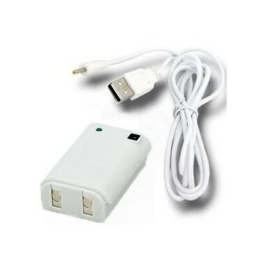 Rechargeable Battery Pack and Charge Cable for Xbox 360 Controller - White