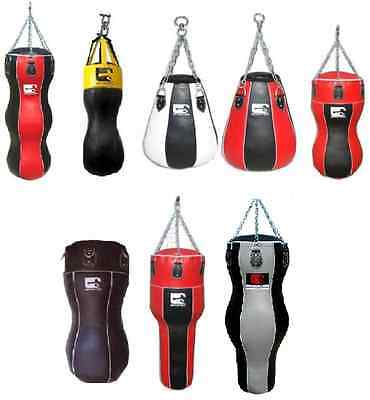 4ft Rexnyl Uppercut / BodyBag / Maize Bag, Leg & Triple Punch Bag Set