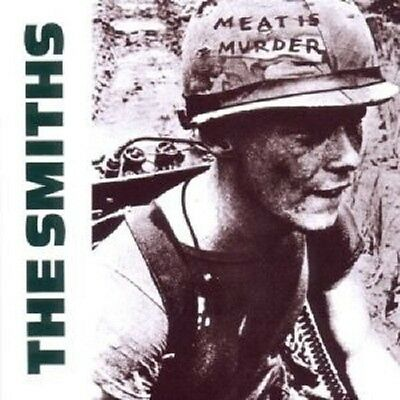 "The Smiths ""meat Is Murder""  Cd ------9 Tracks------ New"