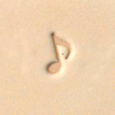 Craftool Musical Note Stamp E571 66571-00 by Tandy Leather