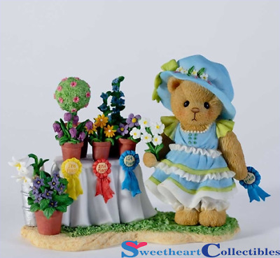 Cherished Teddies Figurine Your Friendship Is The Best Of All