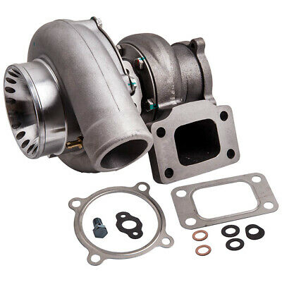 Anti Surge GT3582 Turbo GT35 T3 Flange Water Cooled  Turbocharger Turbolader