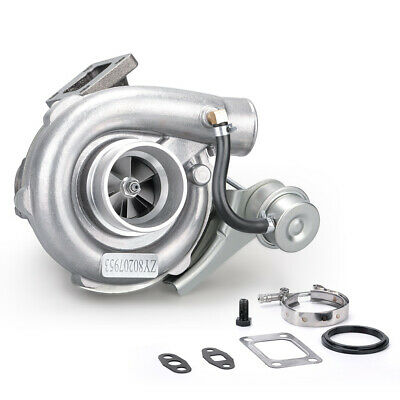 HYBRID T3 T4 T03 T04 Turbo T3 Oil cooled V-band Turbocharger for 4 6 Cyl  M
