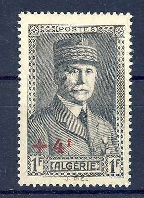 Stamp / Timbre Algerie Neuf N° 169 ** Secours National