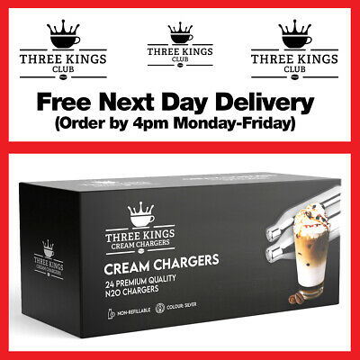 Cream Chargers Mr Whip Canisters + Mosa Whippers Option - Free Delivery