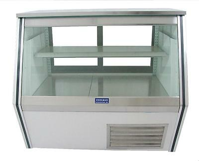 Coolman Commercial Refrigerator Counter Deli Display Case 72""