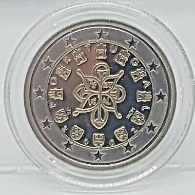 Portugal 2 Euros 2002 Proof