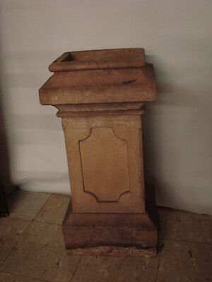 Antique Chimney Pot Architectural Salvage For Garden Landscaping