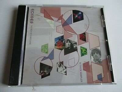 Pink Floyd Echoes Cd Sampler From The Best Of Pink Floyd 8 Tracks  Promo Only