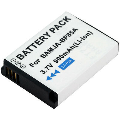 Two IA-BP85A Battery for Samsung PL210 SH100 WB210 NEW