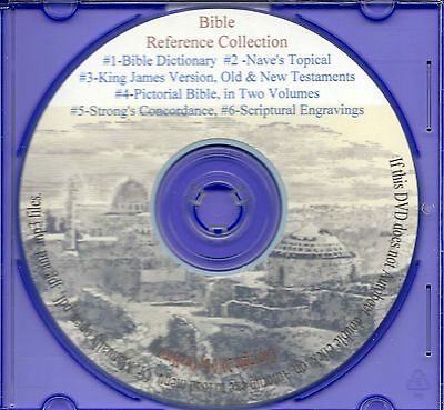 Bible Reference Collection - Six Titles, Ten Volumes