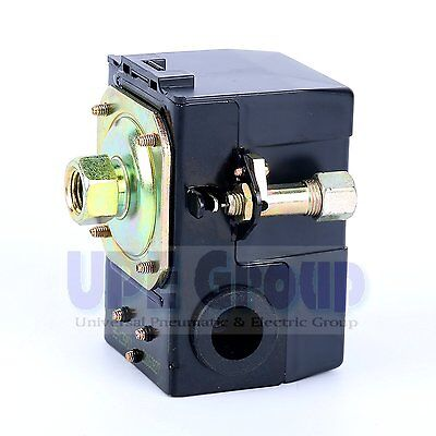 New Pressure Switch valve for Air Compressor replaces furnas  95-125 1port
