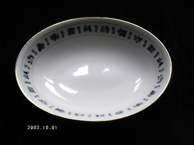 Royal Doulton Tapestry  L.S.1024 Oval Vegetable Serving Bowl - 10 1/2 inch