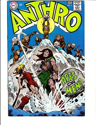 Anthro 2 (1968): FREE to combine- in Very Good/Fine condition