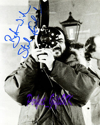 Stanley Kubrick Signed Autographed 10X8 Pp Re-Pro Photo Print The Shining