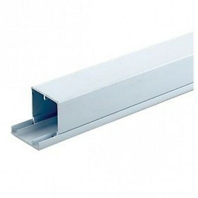 Pvc Plastic Maxi Trunking In A Range Of Sizes 3 Metre Lengths