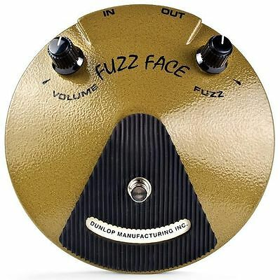 NEW Dunlop EJF1 Eric Johnson Fuzz Face Distortion PEDAL Guitar Effects Stomp Box