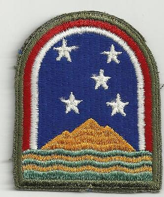 South Atlantic Forces WWII Patch