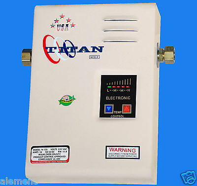 Titan Tankless Water Heater SCR2 Model N-120, N100, N85 Brand New, Free Shipping