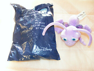 Disney  Purple  Dot  Official  Bean  Bag  New  Soft  Toy From  Film  A Bugs Life