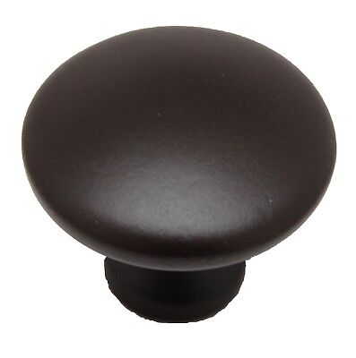 Oil Rubbed Bronze Cabinet Cupboard Door Drawer Hardware Knob Pull 25+ SHIP FREE