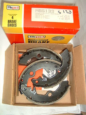 BRAKE SHOES PEUGEOT 504 505 BENDIX 167