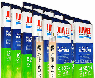 Juwel High-Lite T5 Combo Deal 2 X Nature Light Tube Fish Tank Aquarium